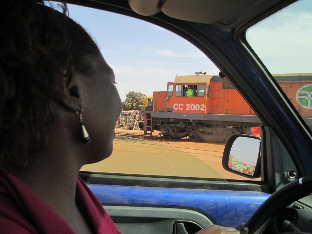 Le train passe
