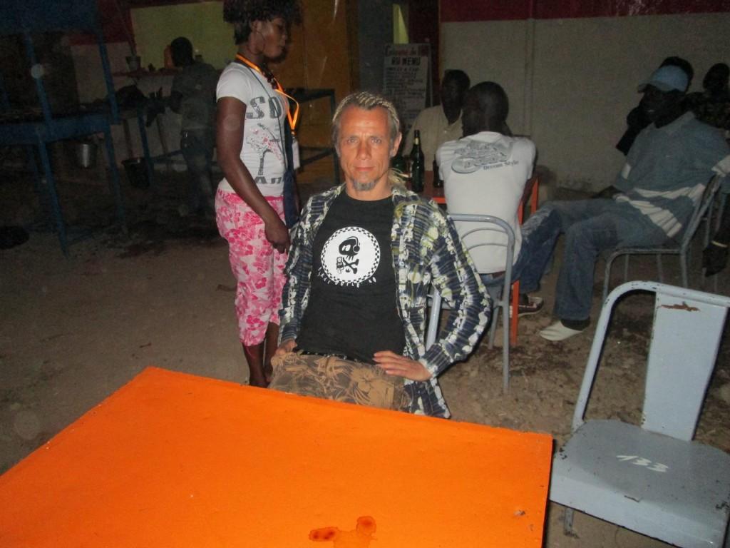 Eskale Quilombo à Ouaga