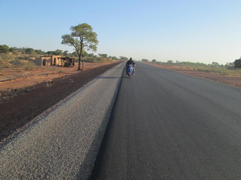 La route vers Tangadassouri